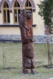 Orso nel parco Fotografia Stock
