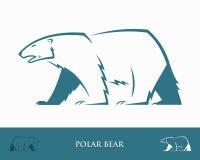 Orso polare Fotografie Stock Libere da Diritti