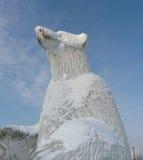Orso polare bianco immagine stock libera da diritti