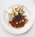 Orstich  steak Stock Photos