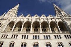 Orszà ¡ ghà ¡ z węgra parlament Zdjęcie Royalty Free