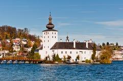 Ort Castle στην Αυστρία Στοκ Εικόνα