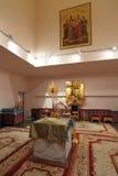 Ort der Durchführung des Kaisers Nikolaus II. Stockbilder