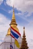 Ort der Ehrerbietung zum Buddha Lizenzfreie Stockfotos