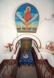 Ort der Verehrung St George in Bulgarien Lizenzfreie Stockfotos