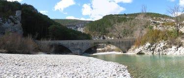Ort dit De carajuan, Frankreich Stockfoto