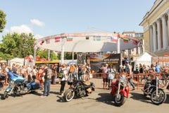 Ort für das Festival Stockfoto