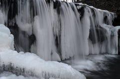 An Ort und Stelle eingefroren und Zeit Lizenzfreie Stockfotos