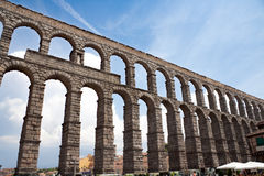 Ort von Segovia stockbilder