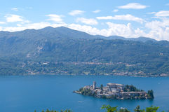 Orta Lake Stock Images