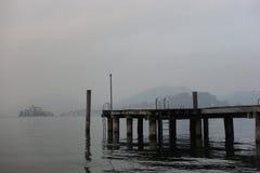 Orta lake Italy Royalty Free Stock Photo