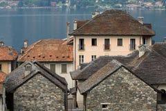 Orta San Giulio Stock Photography