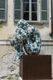 Orta San Giulio Photo libre de droits