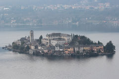 Orta San Giulio, Italy Royalty Free Stock Photography
