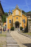 ORTA SAN GIULIO Royalty Free Stock Photo
