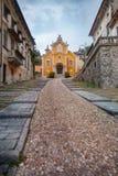 Orta San Giulio stock photo