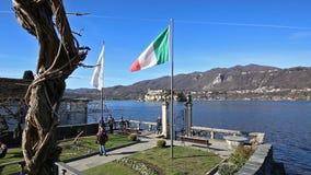 Orta San Giulio, Orta jezioro, Włochy zbiory