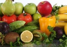 Ortaggi da frutto Fotografie Stock Libere da Diritti