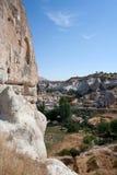 Ortahisar Cappadocia Imágenes de archivo libres de regalías
