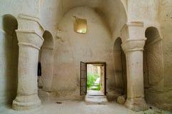 Ortahisar, Cappadocia Fotos de Stock