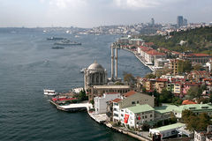 ORTAKOY Royalty Free Stock Photography