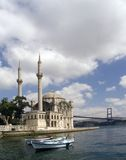 Ortakoy Camii 2 Royalty Free Stock Photo