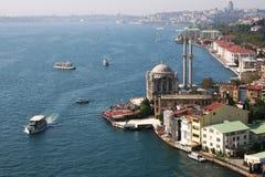 Ortakoy, Estambul Fotos de archivo