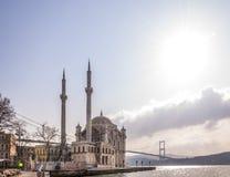 Ortakoy, Estambul Fotografía de archivo libre de regalías