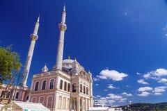 Ortakoy Istanbul, Turkiet royaltyfria foton