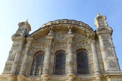ortakoy kalkon för istanbul moské Royaltyfri Foto