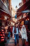 Ortakoy market Royalty Free Stock Photography