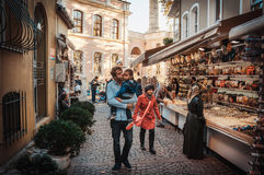 Ortakoy market Royalty Free Stock Image