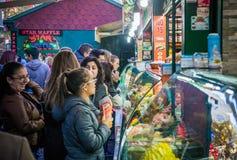 Ortakoy market Stock Photo