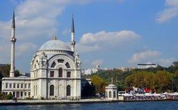 Ortakoy meczet, Zdjęcie Stock