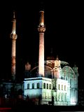Ortakoy Moschee Istanbul Lizenzfreie Stockfotos