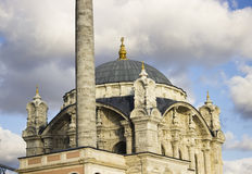 Ortakoy Mosque Royalty Free Stock Images