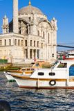 Ortakoy Mosque Stock Photos