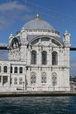 Ortakoy Mosque in Istanbul Stock Images