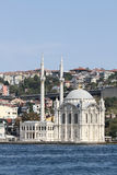 Ortakoy Mosque in Istanbul Royalty Free Stock Images
