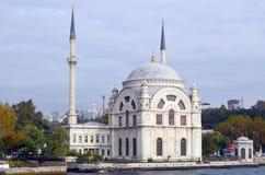 Ortakoy Mosque Royalty Free Stock Photo