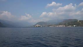 Ortameer Piemonte Itali? stock footage