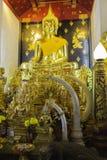 Orte der Verehrung und Tempelkunst von Thailand Lizenzfreie Stockbilder