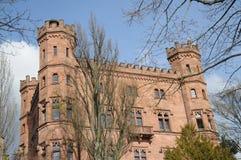 Ortenberg城堡 免版税库存图片