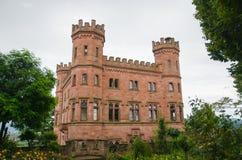 Ortenberg Castle Royalty Free Stock Photos
