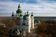 orthodo χριστιανισμού καθεδρικών ναών Στοκ εικόνες με δικαίωμα ελεύθερης χρήσης