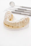 Orthodontic ensemble Arkivbilder