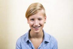 Orthodontics και διόρθωση δαγκωμάτων Στοκ φωτογραφία με δικαίωμα ελεύθερης χρήσης