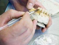 Orthodontisch bureau stock fotografie