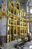 Orthodox altar Stock Photography