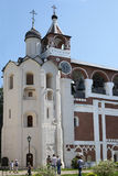 Orthodox belfry Stock Photography